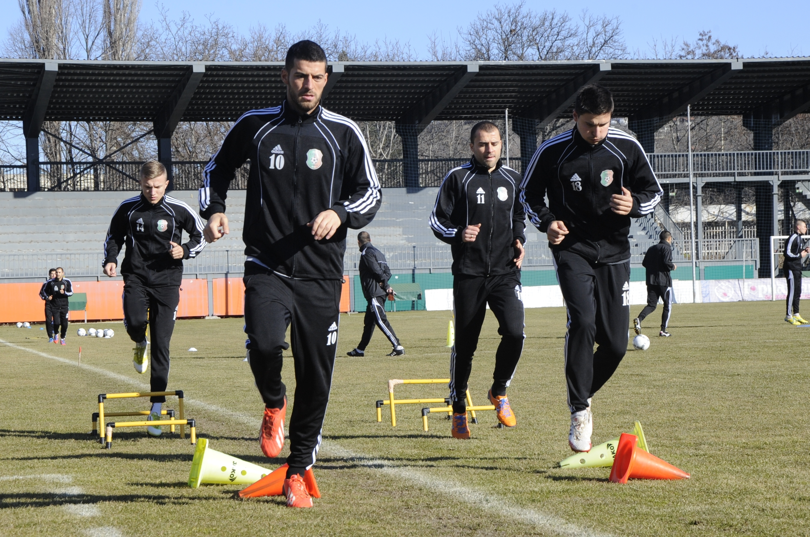 Литекс тръгва за Анталия в понеделник, ще играе 5 контроли в Турция
